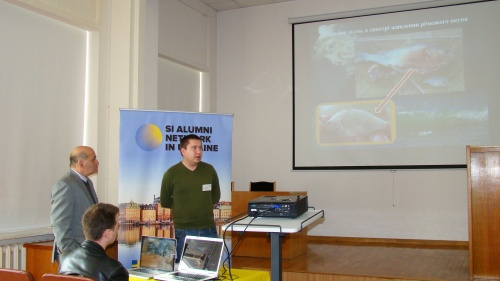 Workshop Clean Water and Remediation Technologies. Focus on Chornobyl Disaster and Anthropogenic Pollution 2019 6430.jpg